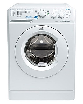 Indesit 6KG 1200RPM Spin Washer Install