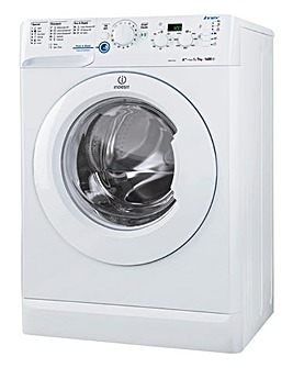 Indesit 7kg 1400RPM Eco Digital Washer