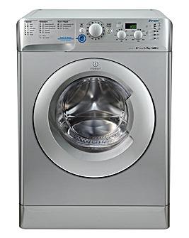Indesit 7kg 1400rpm Digital Washer