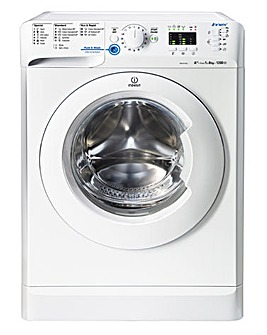 Indesit 8kg 1200RPM Digital Washer