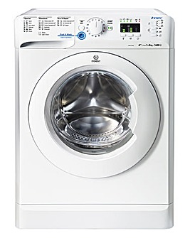 Indesit 8kg 1400RPM Digital Washer