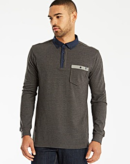 Fenchurch Cable Polo Regular