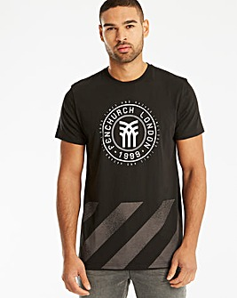 Fenchurch Hazard T-Shirt Long