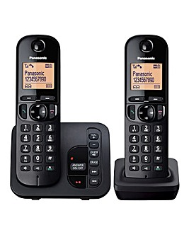 Panasonic Twin Phone with Answer Machine