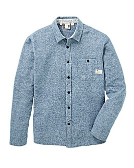 Fenchurch Buxton Flannel Shirt Long