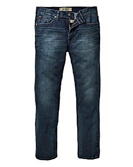 Original Penguin Blk/Blu Stretch Jean 31