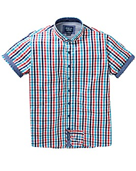 Bewley & Ritch Check Shirt Reg