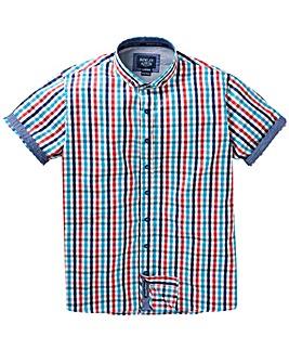 Bewley & Ritch Check Shirt Long