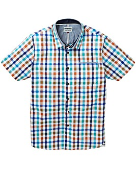 Mish Mash Oakham Check Shirt Long