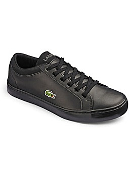 Lacoste Straightset Junior Trainers