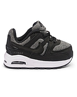 Nike Air Max Command Toddler Trainers