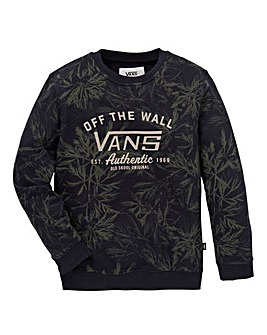 Vans Montez Boys Sweater