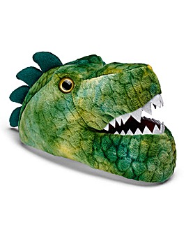 TKD Boys T Rex Slippers