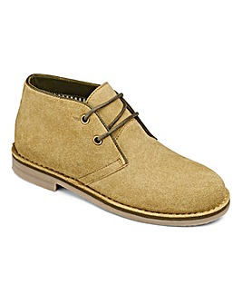 Joe Browns Desert Boots Standard Fit