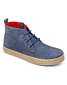 Harvey Boys Chukka Boots F Fit