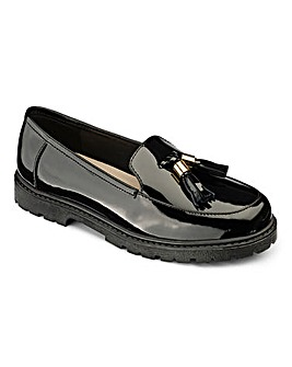 Harper Bow Front Loafers G Fit