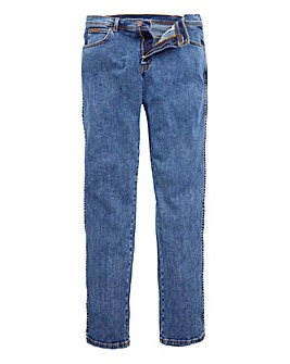Wrangler Texas Stretch L Stone 36 In Leg