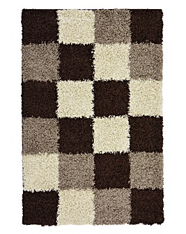 Checker Board Rug