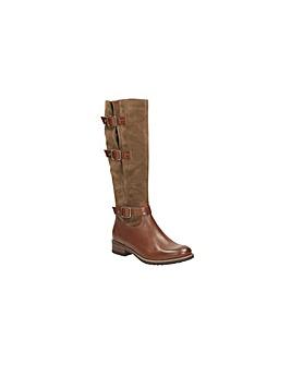 Clarks Tamro Marina Boots