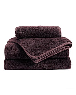 Christy Harrogate Towel Range-Mulberry