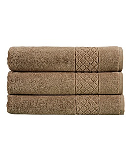 Christy Serenity Towel Range-Cappucino