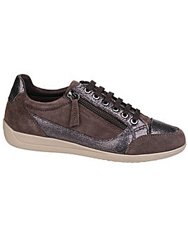 Geox  Myria Zip up Sneaker