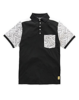 26 Million Orbine Black Polo