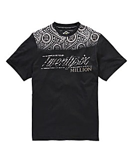 26 Million Kenoit Black T-Shirt