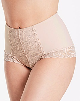 2 Pack Firm Control High Waist Briefs