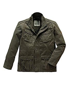 Jacamo Antonio Four Pocket Coat