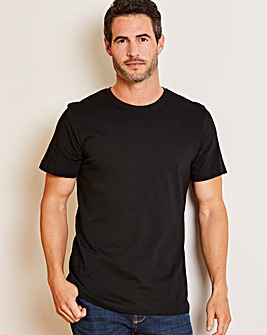 Capsule Black Crew Neck T-shirt R