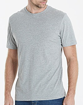 Capsule Grey Crew Neck T-shirt L