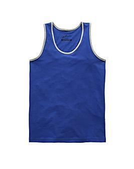 Jacamo Cobalt Callahan Vest Top