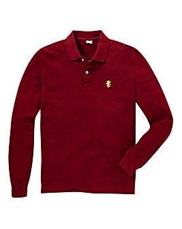 Capsule Wine L/S Griffin Polo Regular