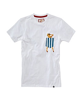 Joe Browns Peeka Boo Pocket T-Shirt Long