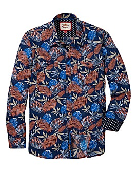 Joe Browns Summer Sun Woven Shirt Long