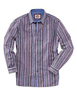 Joe Browns Stripe It Up Shirt Long