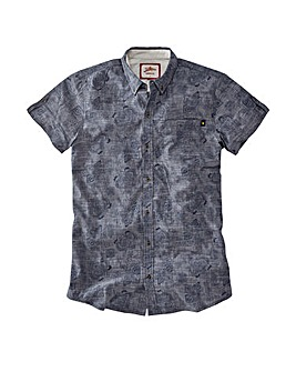 Joe Browns Chambray Paisley Flora Shirt