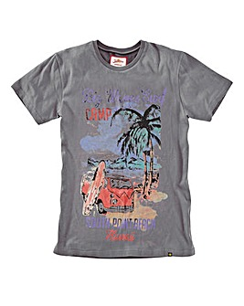 Joe Browns South Point Hawaii Tee Long