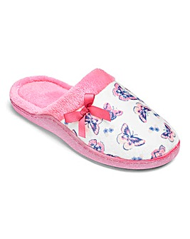 Heavenly Soles Comfort Slippers E Fit