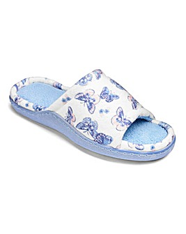 Heavenly Soles Comfort Slide Slippers E