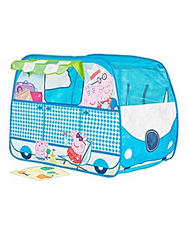 Peppa Pig Campervan Play Tent