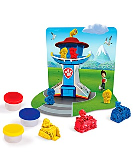 Paw Patrol to the Rescue Dough Playset
