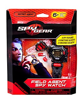 Spy Gear Field Agent Spy Watch