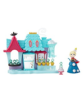 Disney Frozen Small Doll Playset - Elsa