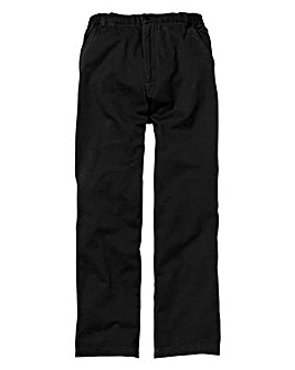 Premier Man Side Elast Trousers 25in