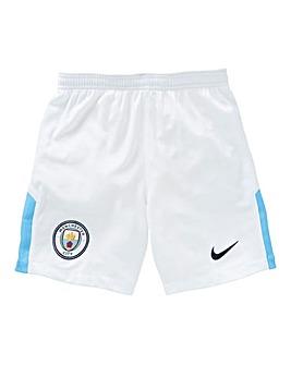 Nike Boys MCFC Shorts