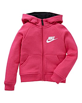 Nike Young Girls Full Zip Hoodie