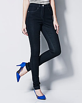 MAGISCULPT Slim Leg Jean Length Regular