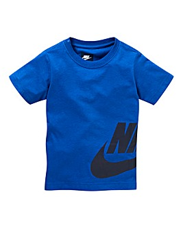 Nike Young Boys Side Futura T-Shirt